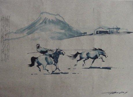 """L'association """"Quadrupède"""" est née en Indre & Loire afin de favoriser le développement des échanges autour du cheval. dans association quadrupède capture-cheval3"""
