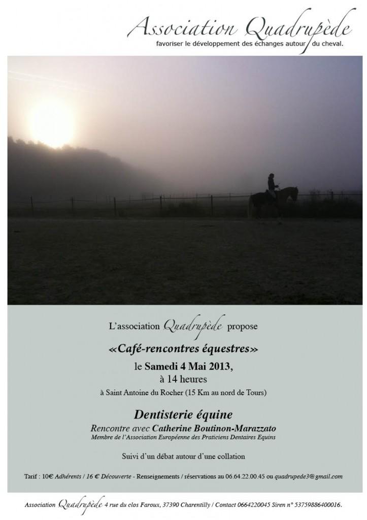 Café rencontres équestres du 4 Mai 2013 / Dentisterie équine 4mai-a3impression